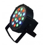 LED Flat  Par Light 18*3W