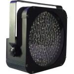 144pcs LED flat par can RGB,(RGBW,RGBA,or RGBWA)  DP-019