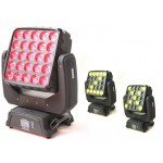 Magic Panel LED Moving Heads 25pcs 10W RGBW 4in1 DM-025