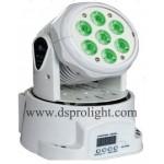 LED Moving Head wash Light 7pcs 15W RGBWA Dm-004A