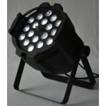 Zoom LED Par 64 dj lights 18pcs 15W RGBWA DP-028