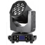 Bee eye mini 7pcs 15w Disco led  wash beam moving head Dm-0715
